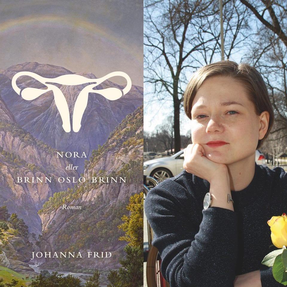 Congratulations Johanna Frid! - Grand Agency 6e19c3ed2d472